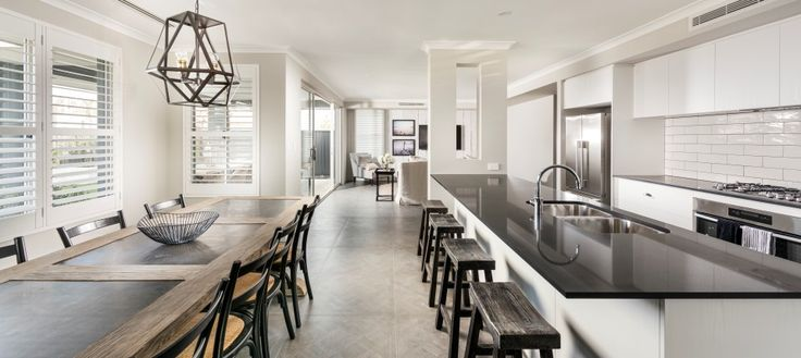 kitchen & dining   APG Homes