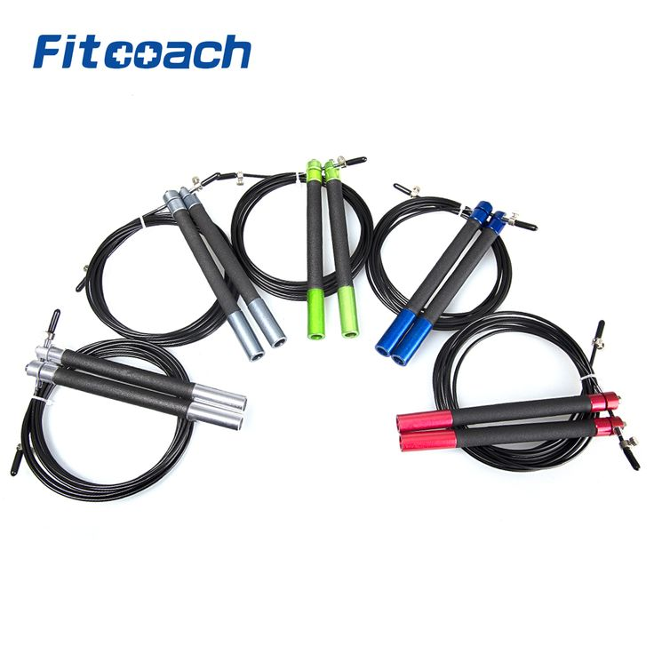 UIC-JR15 Ball bearing Skipping Rope Gym Surge Jump Rope Crossfit Fitness Equipment ** Clicking on the VISIT button will lead you to find similar product