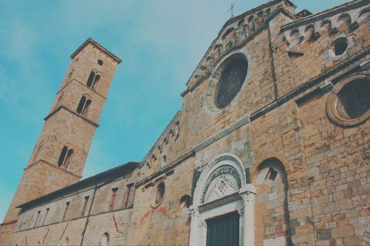 #church #volterra