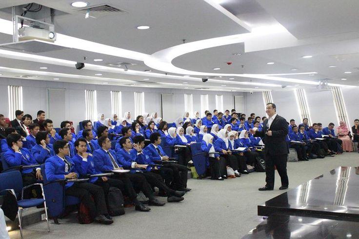 Trainig Pendidikan Karakter EBS Wujudkan Tingkat Kepedulian Mahasiswa