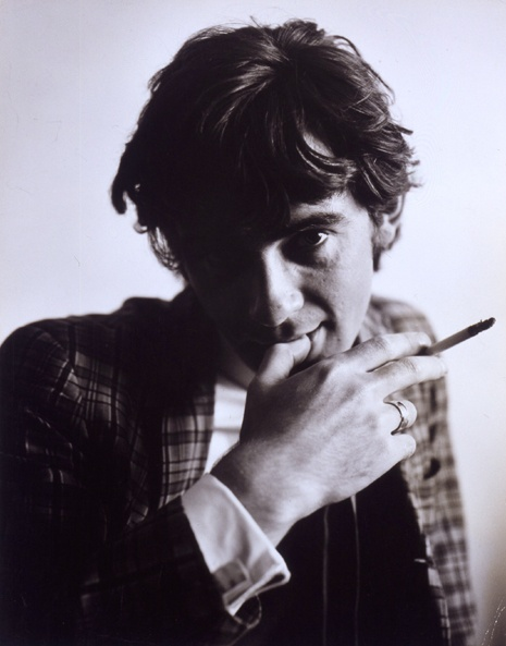 Ossie Clark - iconic clothes designer whose dresses were as pretty as he was . . .