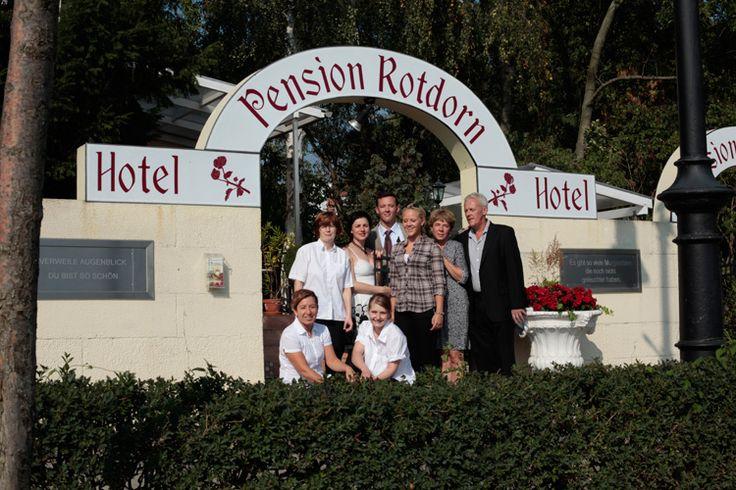 Hotel Pension Rotdorn Berlin