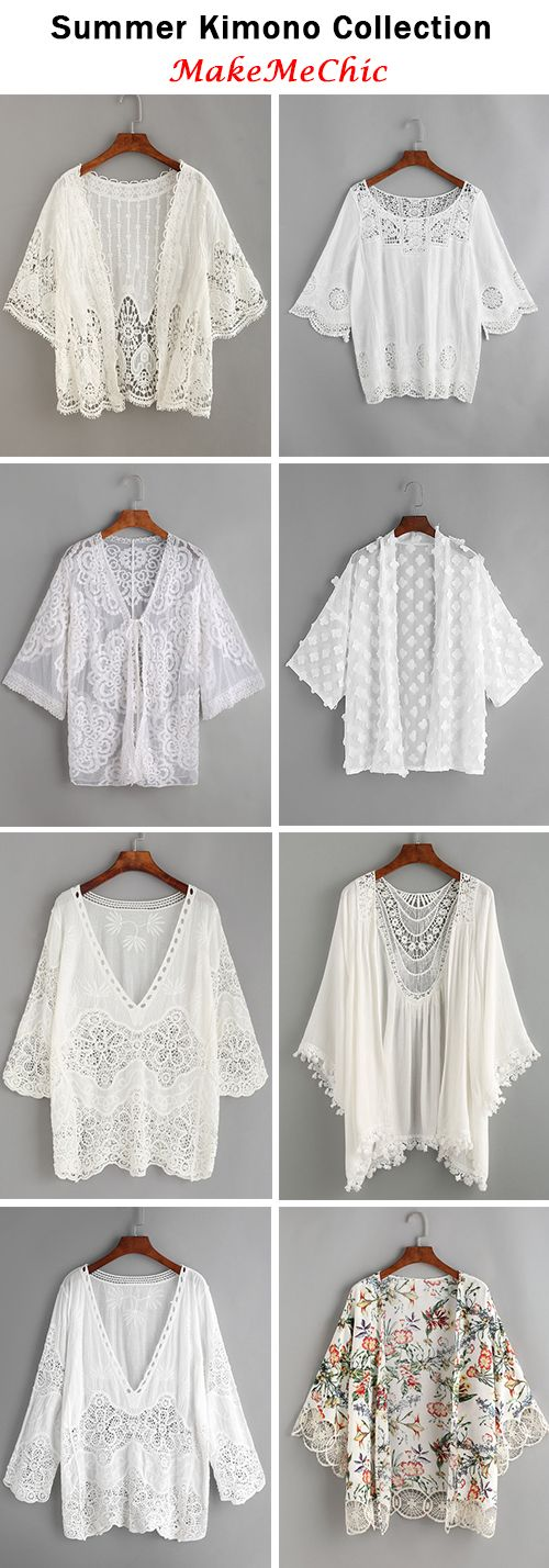 Summer Kimono Collection