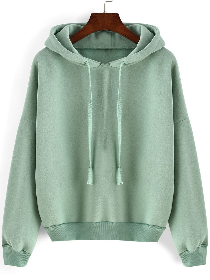 What to Wear with Your Sneakers This Fall // Urban Sweat Long Sleeve hood sweatshirt at Shein #shopping