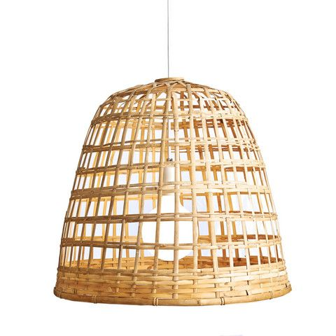 PAPER PLANE - Cloche Pendant Light
