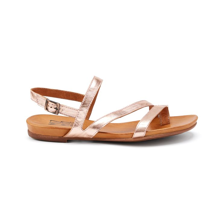 Introducing Stitch Fix Shoes: Metallic Sandals