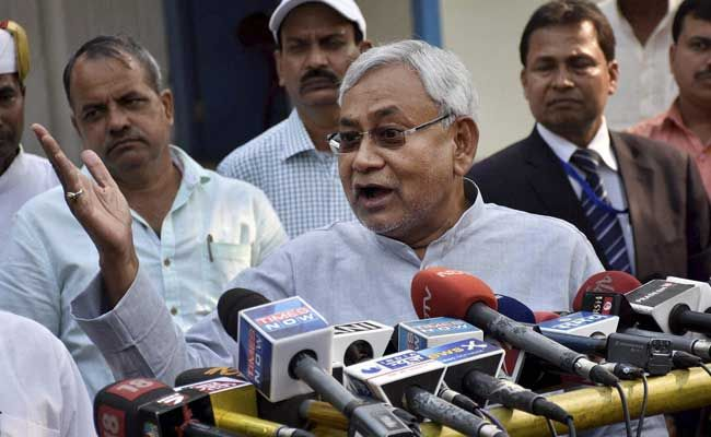 Nitish Kumar Suspends Jail Official For Allegedly Sexually Assaulting Minor