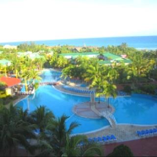 Varadero, Cuba Barcelo Solymar.---came here for our honeymoon