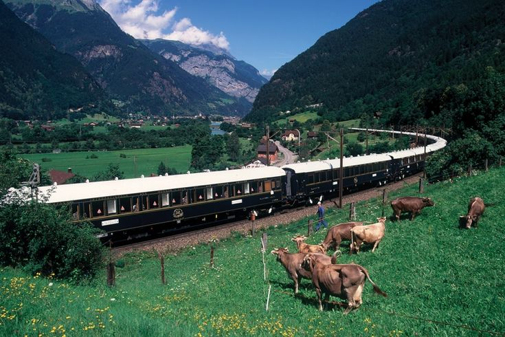 The Orient Express is the stuff of legends. Today you can recreate the luxury and see the sites of its 1930s heyday.
