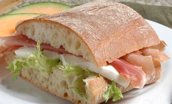 Filone Calabrese Sandwich