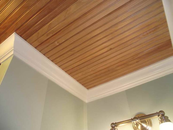 The Work On How To Install Bead Board Ceiling Required