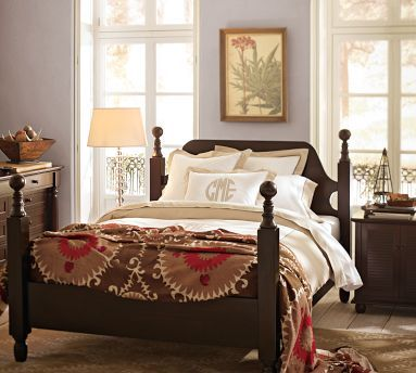 Ben Moore 'Smoked Oyster' 2109-40: Decor, Oyster 2109 40, Beds, Bed Frame, Master Bedroom, Bedrooms, Pottery Barn, Bedroom Ideas