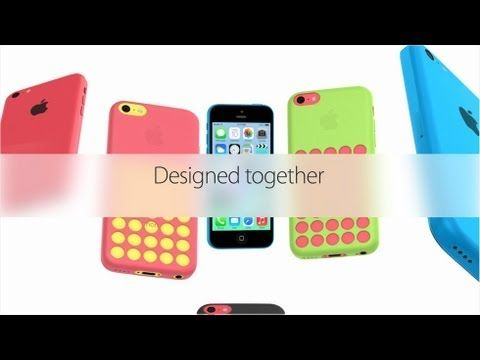 Apple - iPhone 5c - Designed Together - YouTube
