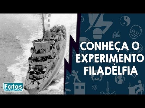 Experimento Filadélfia - E Se for Verdade. Ep. 11 - YouTube