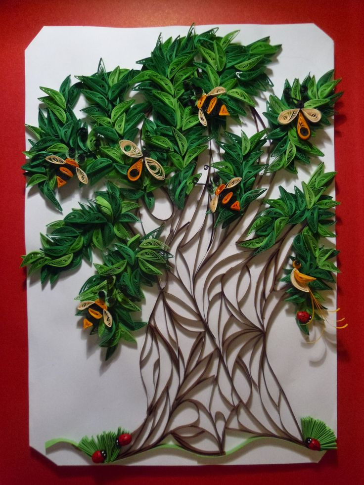17 best images about quilling on pinterest quilling for Paper quilling work