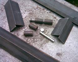 Sheet Metal Bender Brake The Make (DIY) & First Use Stainless Steel BBQ-05.jpg