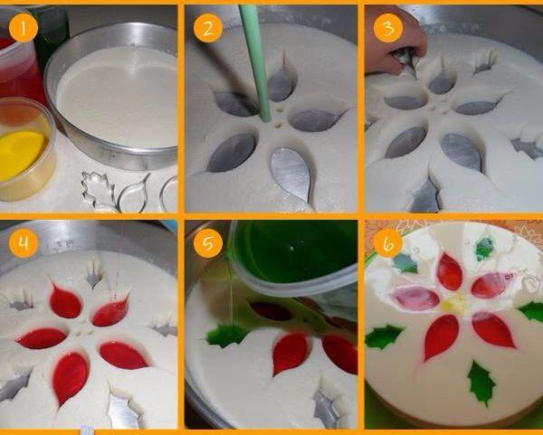 Cortadores gelatinas y colorantes