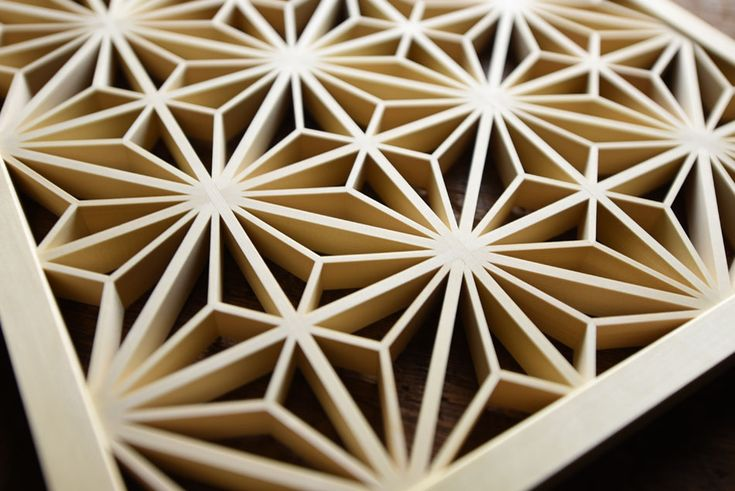 Kakuasa Kumiko Japanese lattice