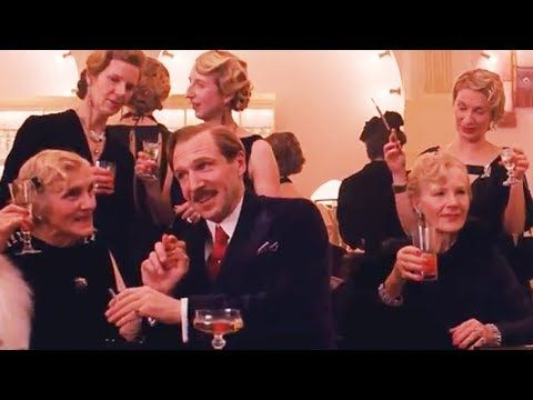 The Grand Budapest Hotel Trailer 2014 Ralph Fiennes, Wes Anderson Movie - Official [HD]-- #GreatMoviesTVShows