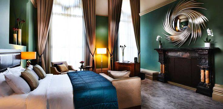Grand Junior Suites | 5 Star Hotel Near Kings Cross London