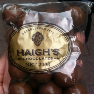 "'Haighs: ""Love CHOCOLATE! #lovemark - Kate Chang' said previous pinner • haigh's chocolate is the only chocolate in South Australia made from the raw cocoa beans within the business • Adelaide's best"