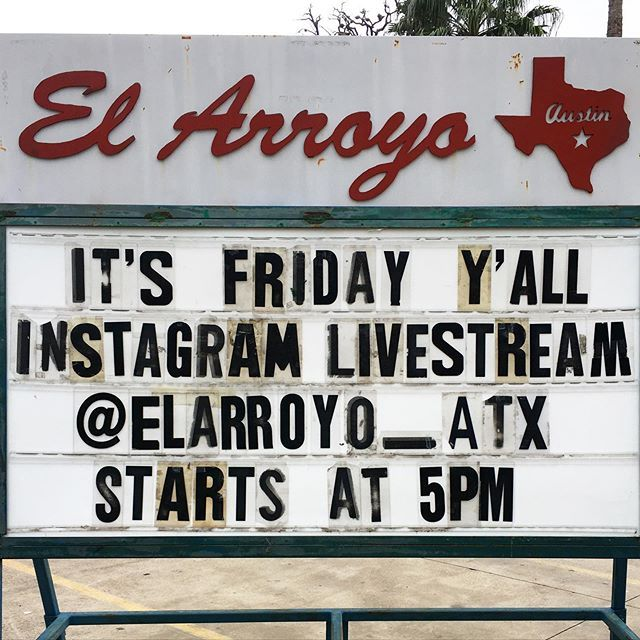 Join us today at 5PM!! El Arroyo Presents Kindness is