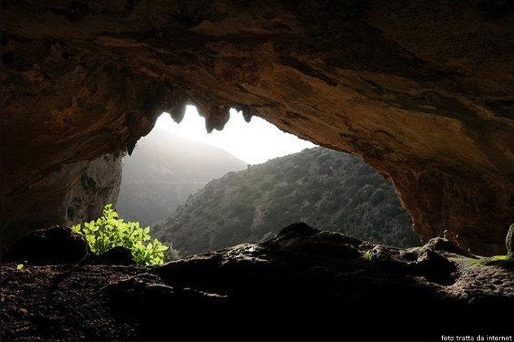 Buggerru-La grotta di S'Acqua Gelada