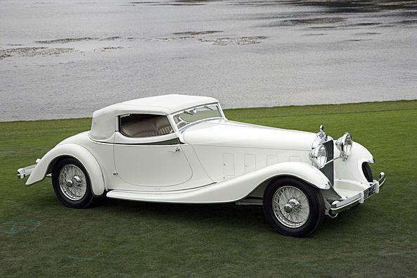 Jay Leno's Garage - Photos - 1933 Delage D8S De Villars Roadster - NBC.com#item=133384#item=133375