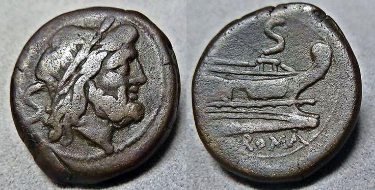 Ancient Roman Coins - Coins of The Roman Republic - Edgar L. Owen ...