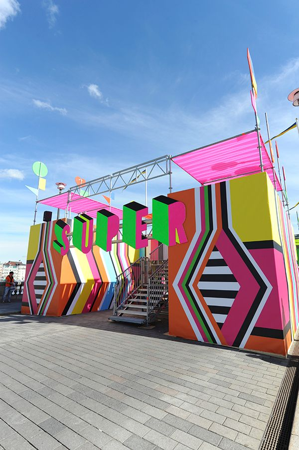 superstructure by morag myerscough and luke morgan