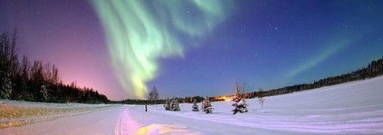 Best places to see northern lights Alaska e1316705804785 Where to See the Northern Lights