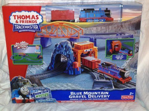 Thomas and Friends Trackmaster Blue Moutain Gravel Delivery by Fisher price, http://www.amazon.com/dp/B008TKKH8S/ref=cm_sw_r_pi_dp_PuREqb14GGFVA