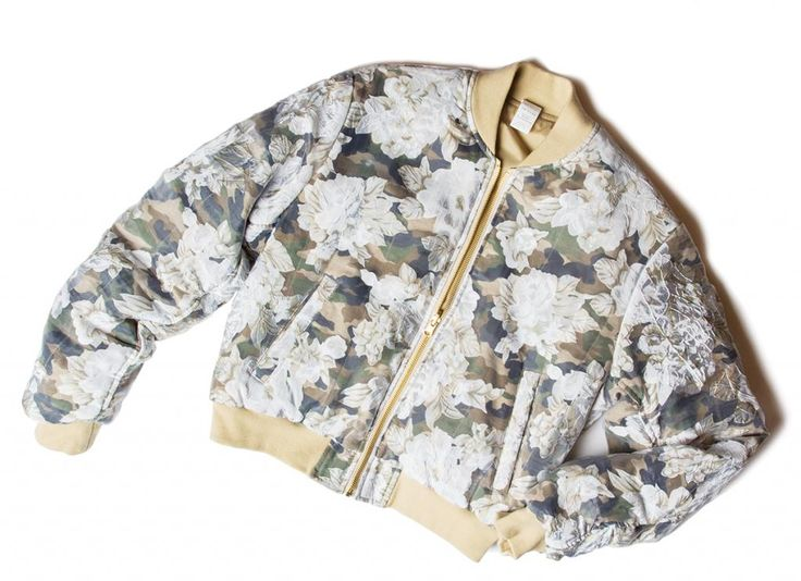 Illustrious bomber jacket from Hot Shop: Compton Apparel Line Drifter Opens in Costa Mesa - Orange Coast