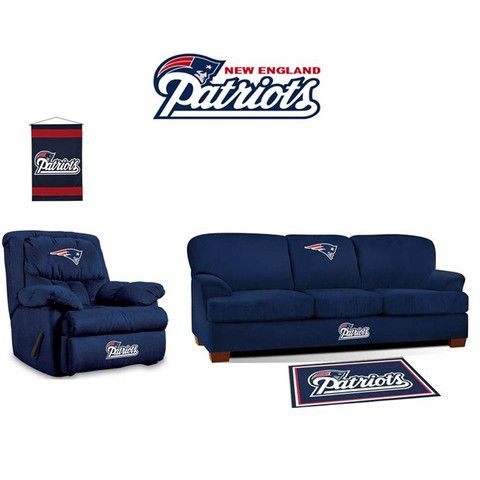 Start Tab Description The New England Patriots Nfl All Star Fan Cave Set Is Made Especially For And Tall It Includes Daddy Rocker