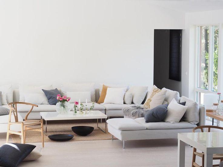 Ikea 'Söderhamn' sofa @luxonen