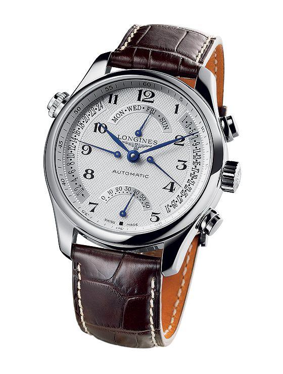 Longines Master Collection Retrograde #reloj #watch