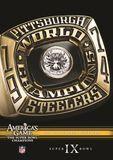 NFL: America's Game - 1974 Pittsburgh Steelers - Super Bowl IX [DVD], 29395989
