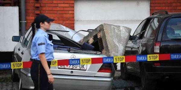 Series of quakes hit Macedonia capital causing panic