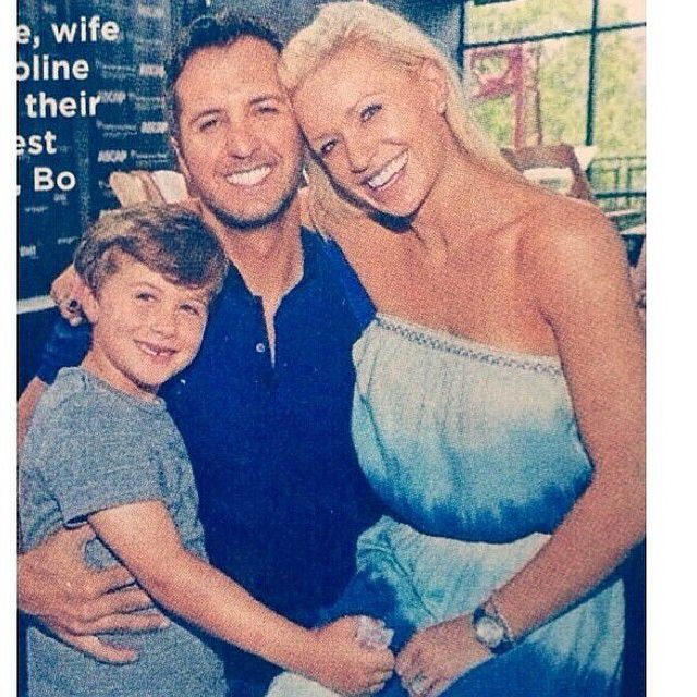 65 best images about luke bryan and his family on