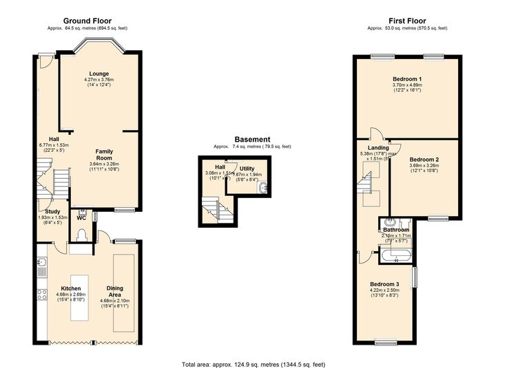 Check Out This Property For Sale On Zoopla House Layout Plans Terrace House Floor Plans Zoopla house floor plan