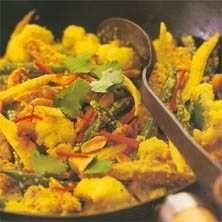 Grönsaker från Borneos regnskog - Recept - Tasteline.com