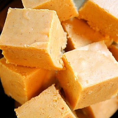 Pumpkin Spice Fudge (10/7/2013) Food: Dessert: Fudge (CTS)
