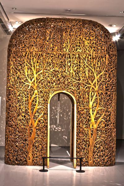 Tree of Life - Arch - Singapore Art Museum #TreeofLifeArch #SingaporeArtMuseum #Singapore