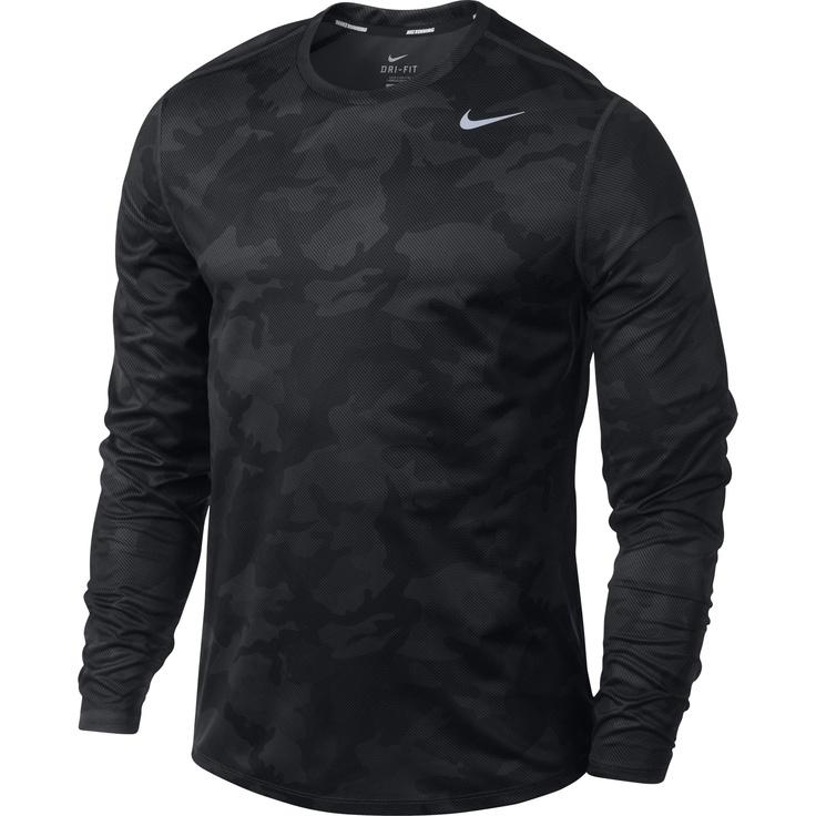 Nike Subimated Camo Long Sleeve