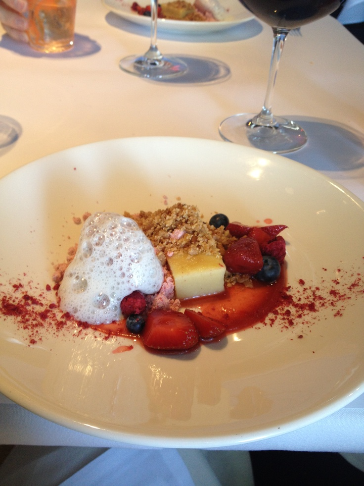 Press Club in Melbourne. Quiet possibly the best dessert ive ever eaten!