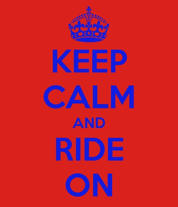 KEEP CALM AND RIDE ON... Cedar Point