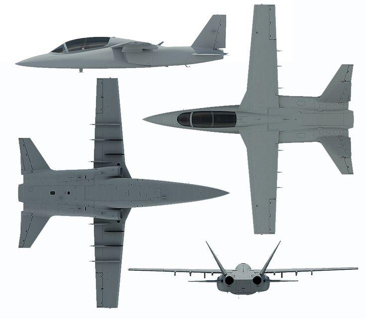 Textron Airland Scorpion CAS Aircraft