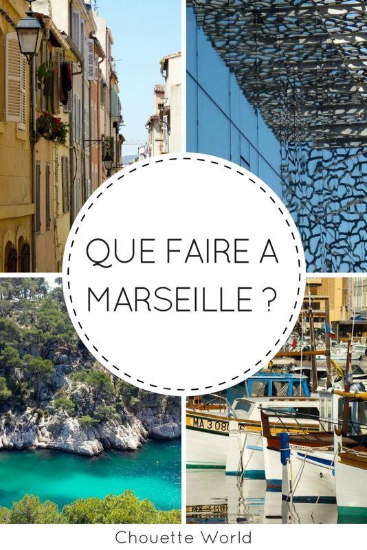 Que faire à Marseille ? #marseille #france #citytrip #weekend