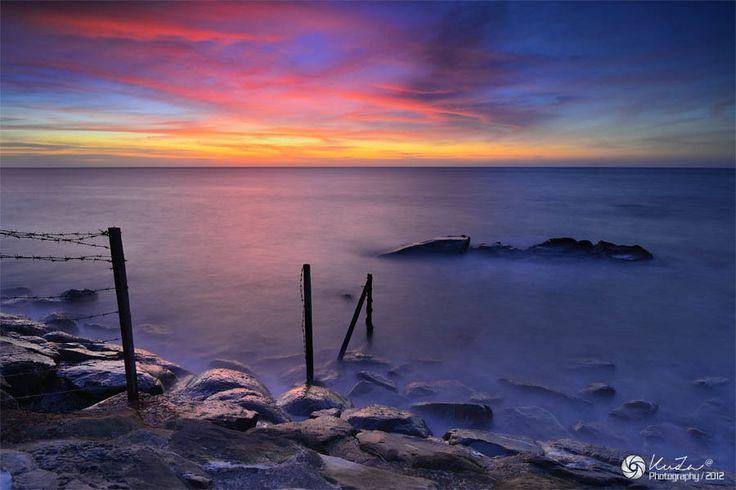 Sea Gates by Ku Za on 500px