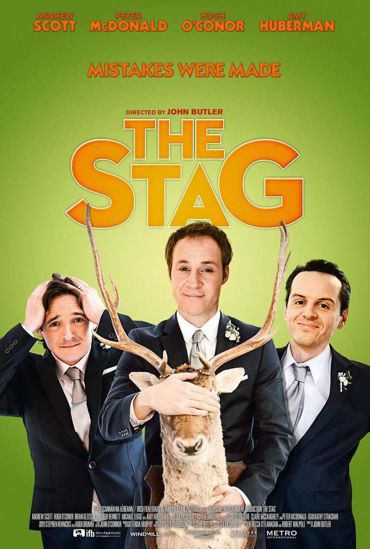 Return to the main poster page for The Stag (#1 of 4)